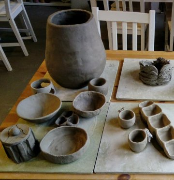 What's On – Clay Workshop