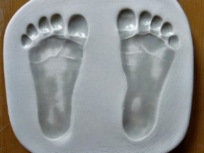 Silver Foot Print