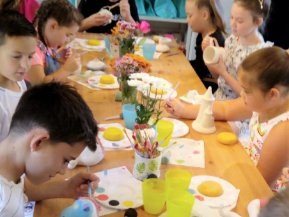 Kids Pottery Parties