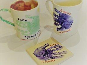 Selection of Hand Prints
