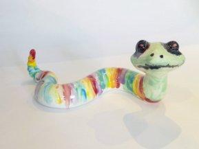 Pottery Snake