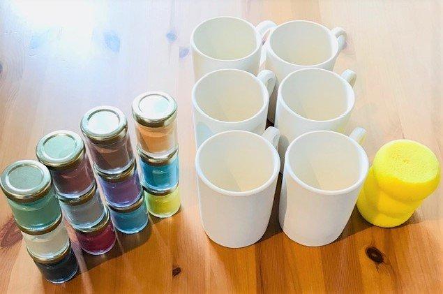 Cups Take Away