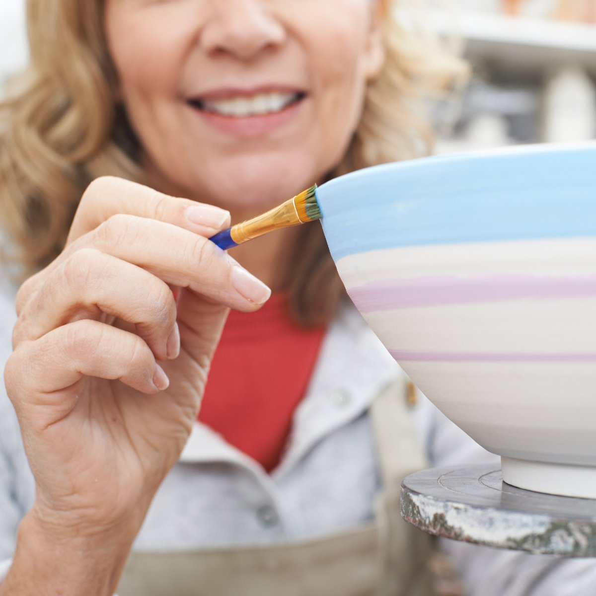 Pottery for Grown Ups