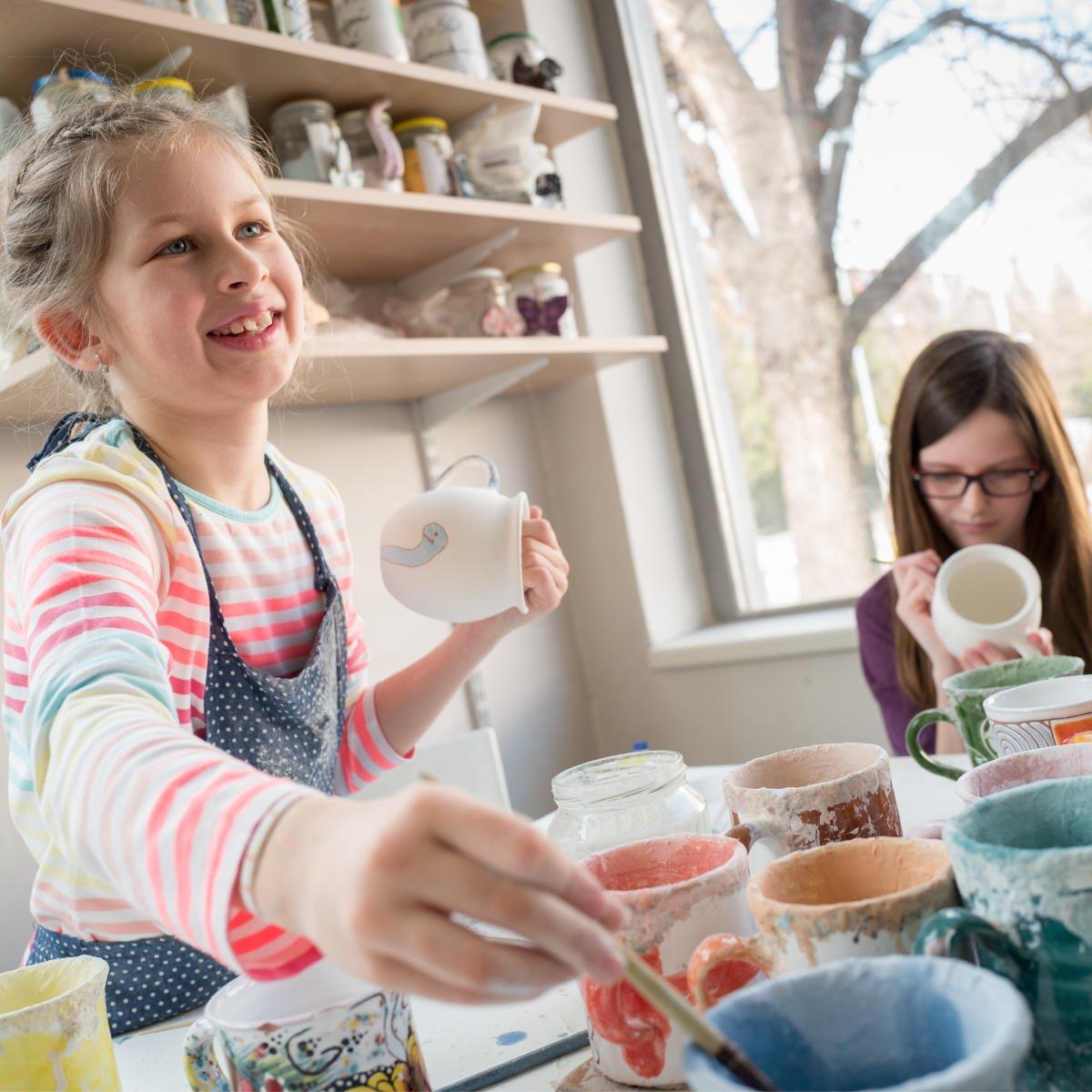 Pottery for Children