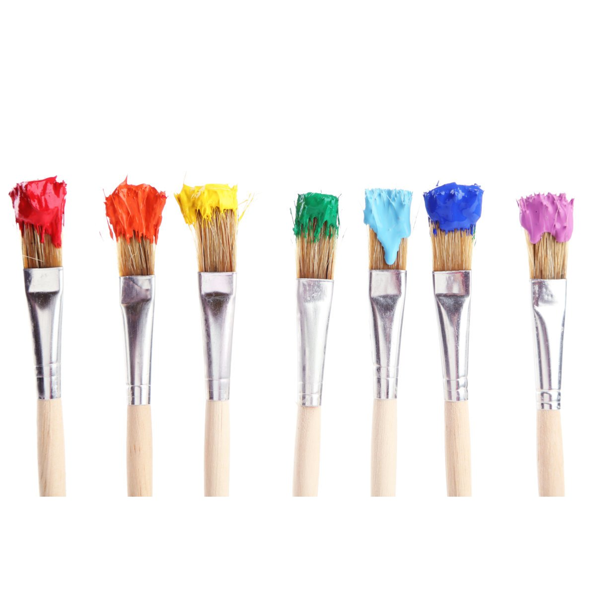 Paint Brushes Pack